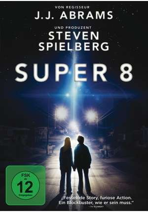 Super 8 Blu-Ray Cover