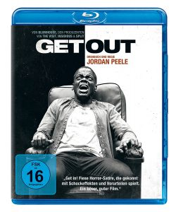 Blu-Ray Get Out (2017)